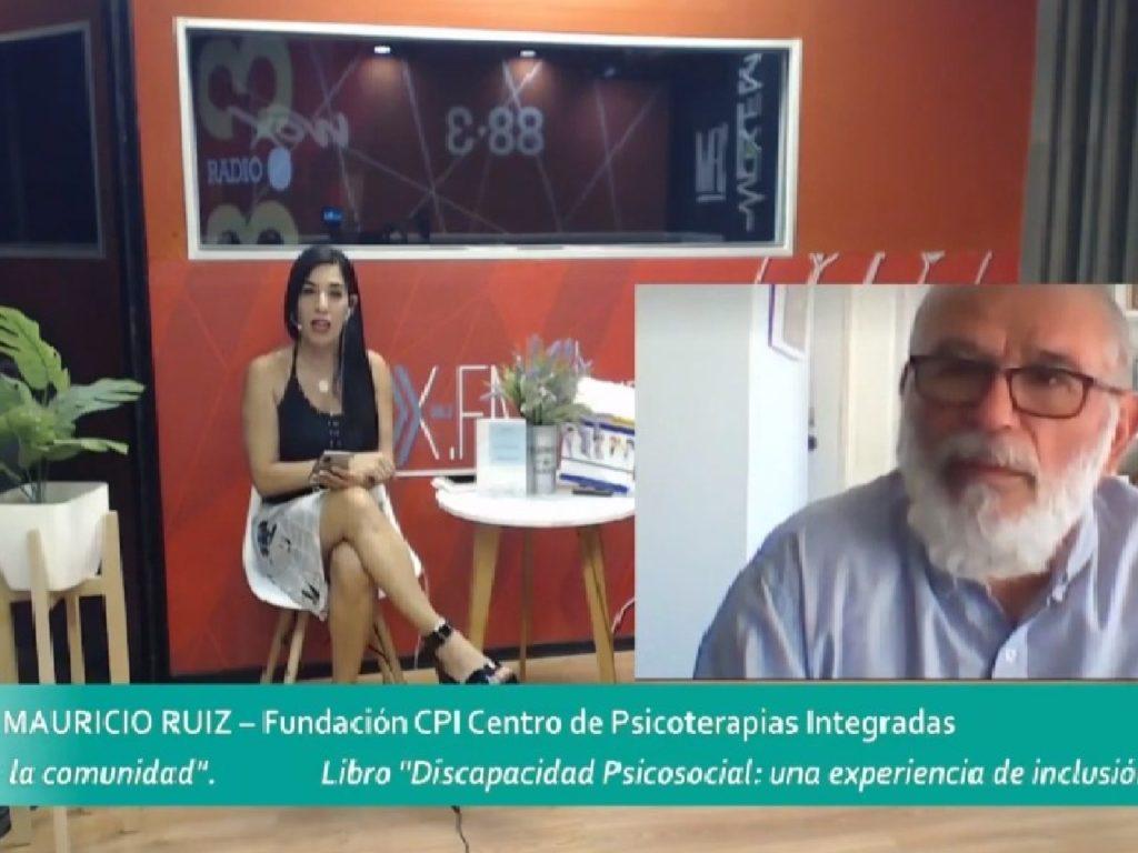 Entrevista a Mauricio Ruiz en Somos lo que Hacemos