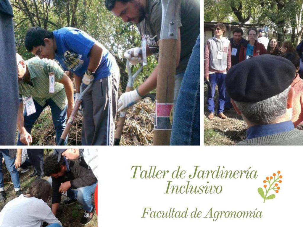 Curso de Jardinería en Facultad de Agronomía