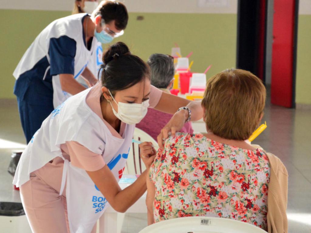 CABA: vacunación para personas con disapacidad intelectual